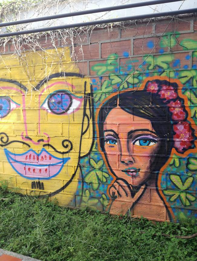 ¿Cómo enfocar los artistas de pintura callejera para mejorar la parte visual de la ciudad?